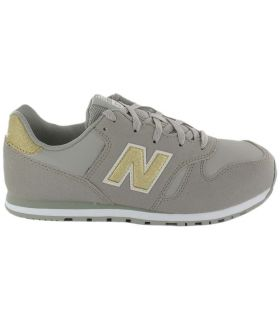 Calzado Casual Junior - New Balance KJ373GUY beige Lifestyle