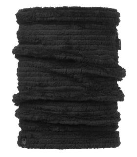 Buff Buff Neckwarmer-Solide Noir Graphite