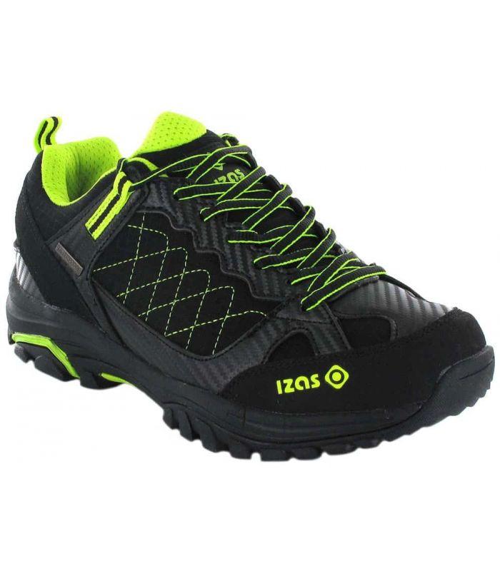 Izas Nilsen Izas Zapatillas Trekking Hombre Calzado Montaña Tallas: 45, 46; Color: negro