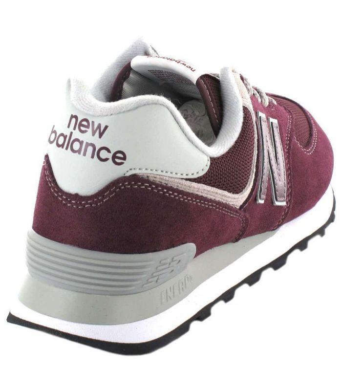 New Balance ML574EGB New Balance Calzado Casual Hombre Lifestyle Tallas: 41,5, 42, 43, 44, 44,5, 45, 45,5; Color: