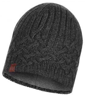 Buff Cap Buff Helle Negro Buff Gorros - Guantes Textil montaña Color: negro