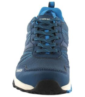 Treksta Star 103 W Gore-Tex TrekSta Zapatillas Trekking Mujer Calzado Montaña Tallas: 37, 37,5, 40, 41; Color: azul