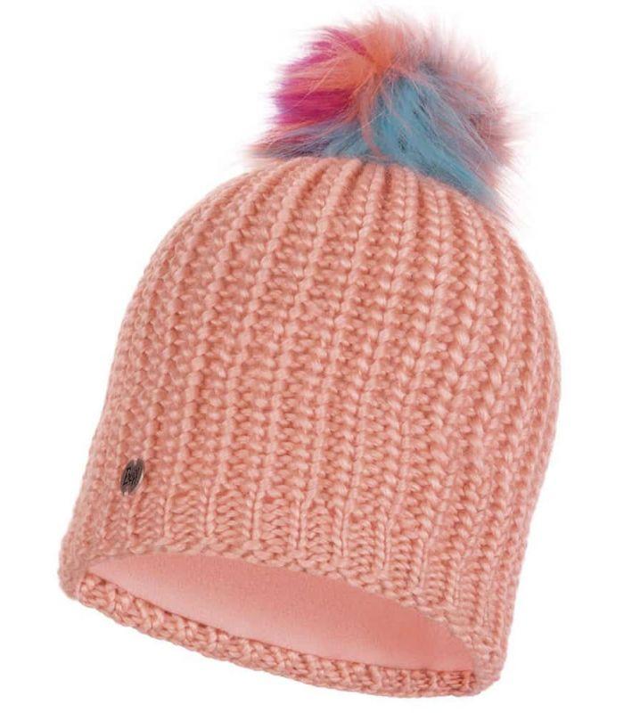 Gorros - Guantes - Buff Cap Buff Dania Rosa rosa Textil montaña