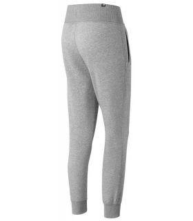 New Balance FT pantalon coton ouaté W Gris