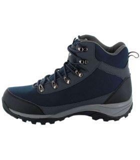 Izas Gouter Izas Botas de Montaña Hombre Calzado Montaña Tallas: 46, 41, 42, 43, 44, 45, 40; Color: azul marino