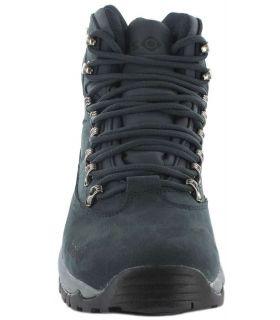Izas Lorient Izas Botas de Montaña Hombre Calzado Montaña Tallas: 45; Color: gris