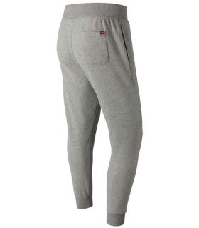 New Balance Pile Logo Pantalon Coton Ouaté