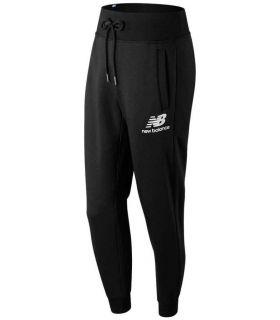 New Balance FT pantalon coton ouaté Noir W