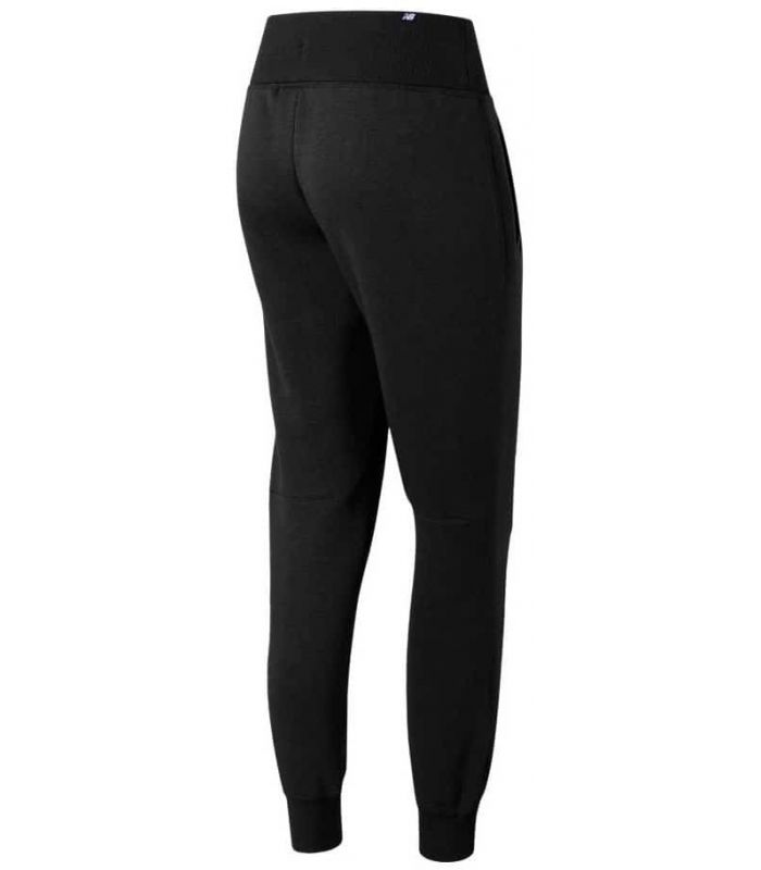 New Balance FT Sweatpant W Negro New Balance Pantalones Lifestyle Lifestyle Tallas: s, m; Color: negro