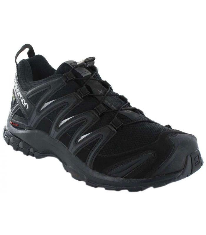 Salomon XA PRO 3D Gore-Tex Negro - Zapatillas Trail Running Hombre - Salomon negro 42, 42