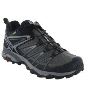 Salomon X Ultra 3 Gore-Tex - Zapatillas Trekking Hombre - Salomon gris 40 2/3, 44 2/3, 45