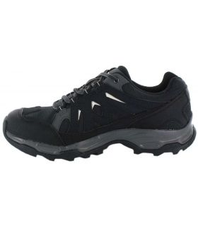 Salomon Effect W Gore-Tex Salomon Zapatillas Trekking Mujer Calzado Montaña Tallas: 37 1/3, 36 2/3, 41 1/3; Color: negro