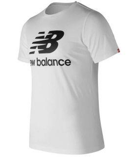 New Balance Essentials Gestapelde Logo WT