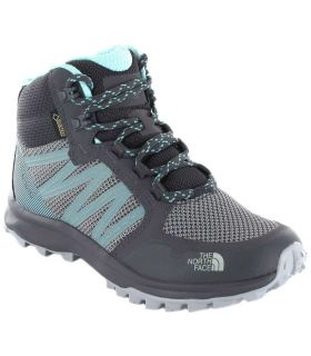 The North Face Litewave Fastpack Mid Gore-Tex W - Botas de Montaña Mujer - The North Face