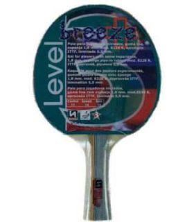 Van Allen Pala Ping Pong Breeze Van Allen Palas Tenis Mesa Tenis Mesa Color: rojo