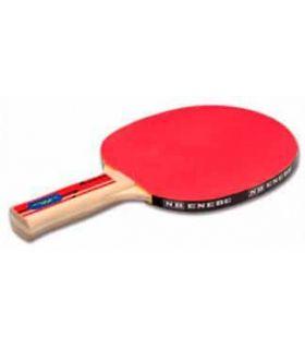 Enebe Pala Ping Pong Equipo 400 - Palas Tenis Mesa - Enebe rojo