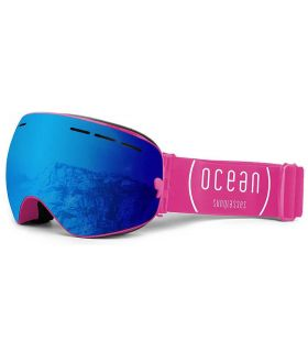 Ocean Matterhorn Blå Rosa