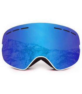 Ocean Cervino Revo Blue Black Ocean Sunglasses Mascaras de Ventisca Gafas Sol Color: azul