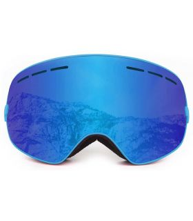 Ocean Cervino Revo Blue Blue Ocean Sunglasses Mascaras de Ventisca Gafas de Sol Color: azul