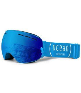 Ocean Cervino Revo Blue Blue Ocean Sunglasses Mascaras de Ventisca Gafas Sol Color: azul