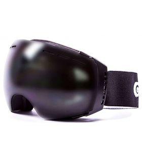 Ocean Aconcagua Smoke Black Ocean Sunglasses Mascaras de Ventisca Gafas Sol Color: negro