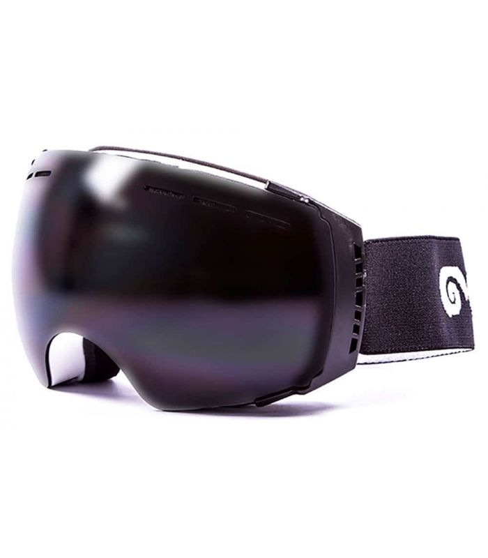 Ocean Aconcagua Smoke White Ocean Sunglasses Mascaras de Ventisca Gafas de Sol Color: negro