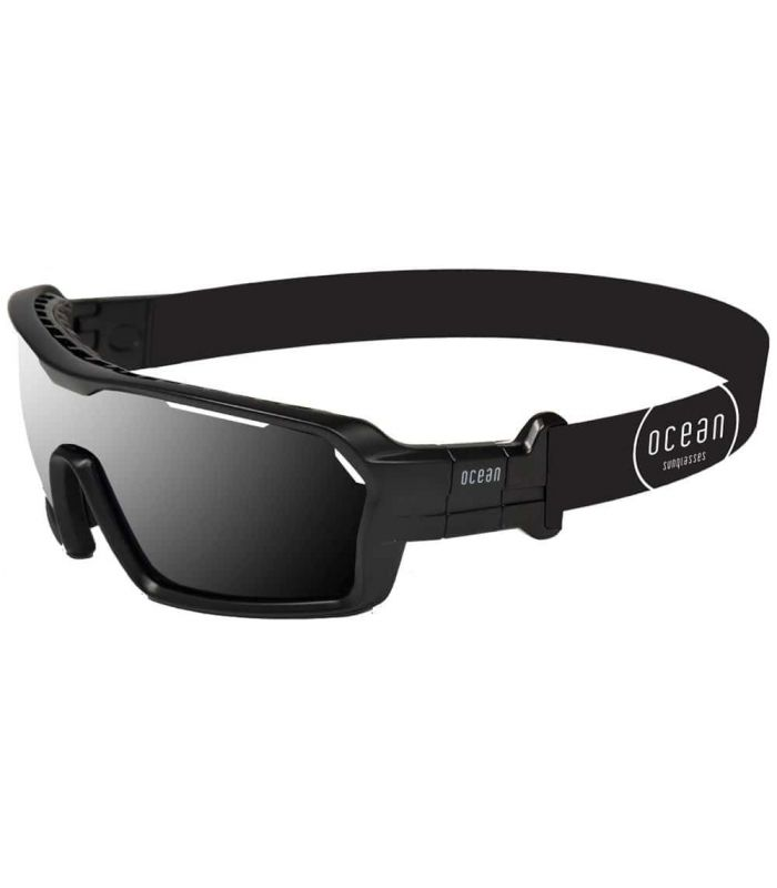 Ocean Chamaleon Matte Black / Smoke - Sunglasses Sport