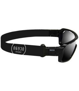 Ocean Chamaleon Shinny Black / Smoke Ocean Sunglasses Gafas de Sol Sport Gafas Sol Color: negro