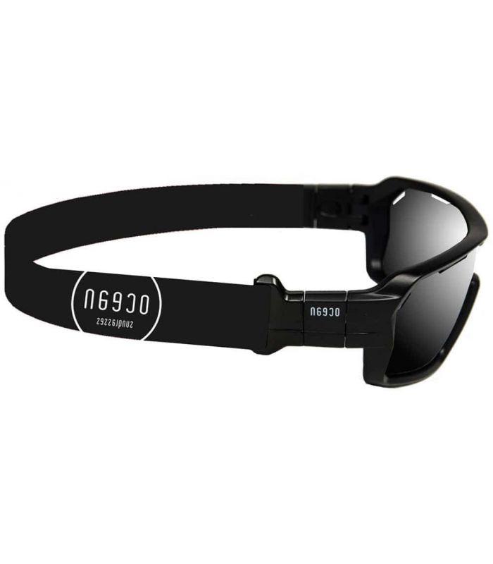 Ocean Chamaleon Shinny Black / Smoke - Sunglasses Sport