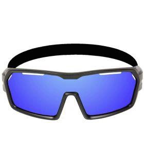 Ocean Chamaleon Matte Black / Revo Blue
