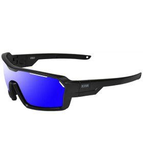 Oceaan Chamaleon Matte Black / Blue Revo