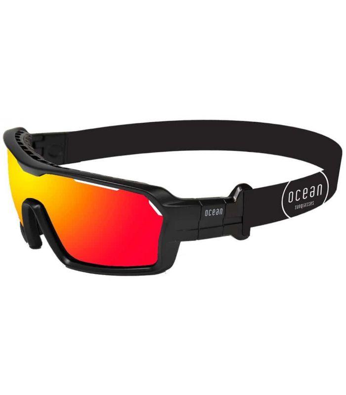 Gafas de Sol Sport - Ocean Chamaleon Shinny Black / Red Revo negro Gafas de Sol
