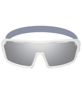 Ocean Chamaleon Matte White / Revo White Ocean Sunglasses Gafas de Sol Sport Gafas Sol Color: blanco