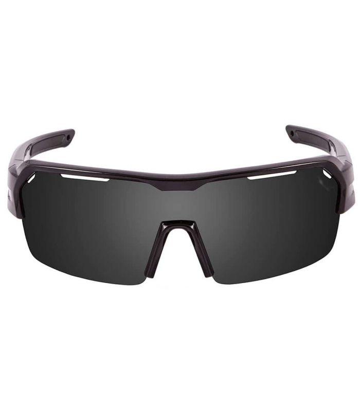 Gafas de Sol Sport - Ocean Race Shinny Black / Smoke negro Gafas de Sol