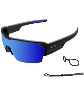 Ocean Race Shinny Black / Blue Revo