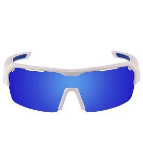 Ocean Race Matte White / Revo Blue