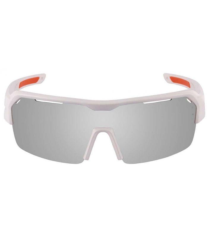Ocean Race Matte White / Revo Grey - Sunglasses Sport