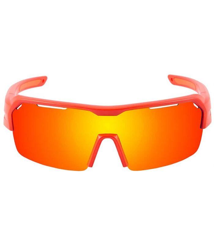 Gafas de Sol Sport - Ocean Race Matte Red / Red Revo rojo Gafas de Sol