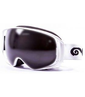 Ocean Snowbird White / Smoke Ocean Sunglasses Mascaras de Ventisca Gafas Sol Color: blanco