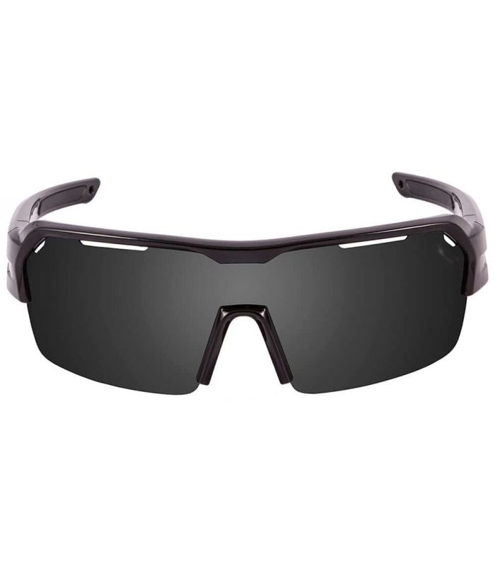 Blueball Aizkorri Shinny Black / Smoke - Sunglasses Sport
