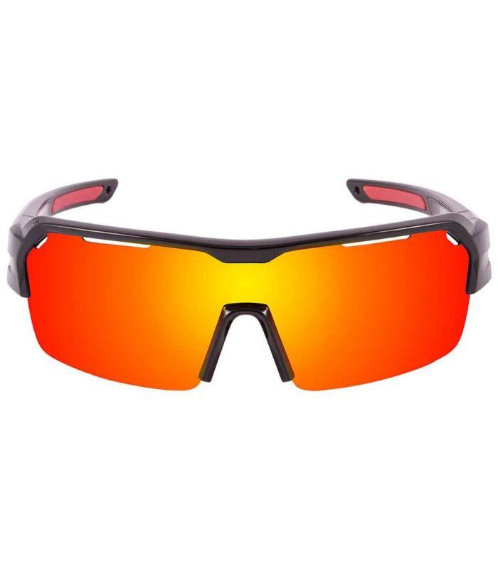 Gafas de Sol Sport - Blueball Aizkorri Shinny Black / Revo Red negro Gafas de Sol