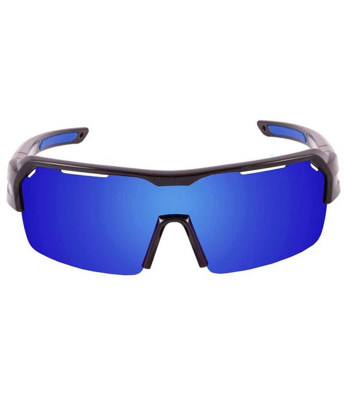 Blueball Aizkorri Shinny Black / Revo Blue - Gafas de Sol Sport