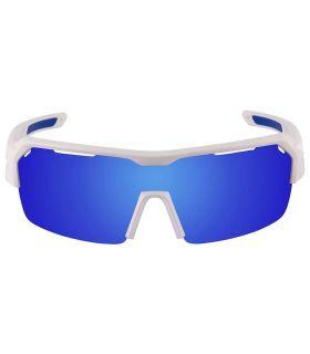 Blueball Aizkorri Matte White / Revo Blue Gafas de Sol Sport Gafas de Sol Color: blanco