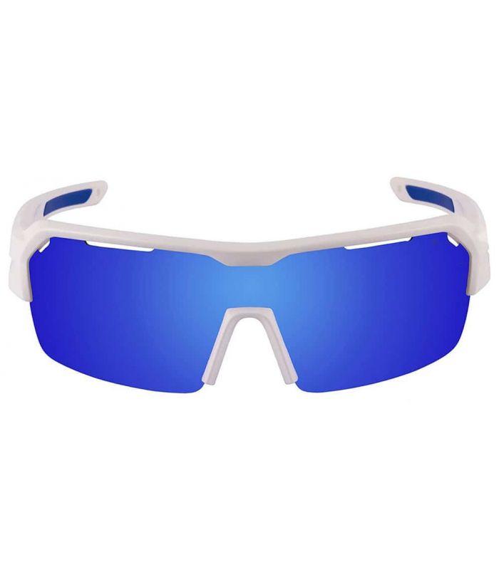 Gafas de Sol Sport - Blueball Aizkorri Matte White / Revo Blue blanco Gafas de Sol