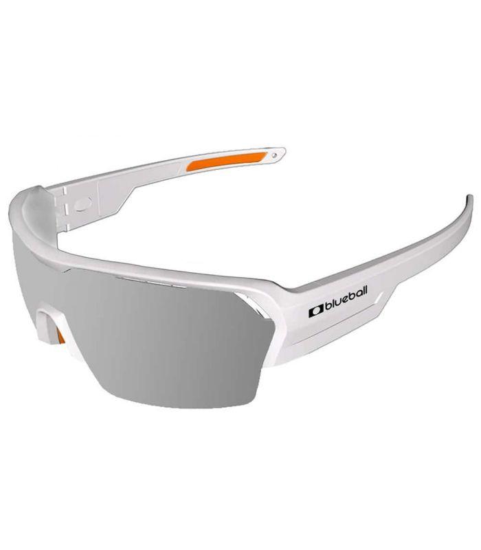 Blueball Aizkorri Matte White / Revo Grey - Sunglasses Sport