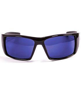 Blueball Monaco Shiny Black / Revo Blue Gafas de Sol Sport Gafas de Sol Color: negro
