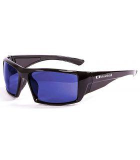 Blueball Monaco Kiiltävä Musta / Sininen Revo