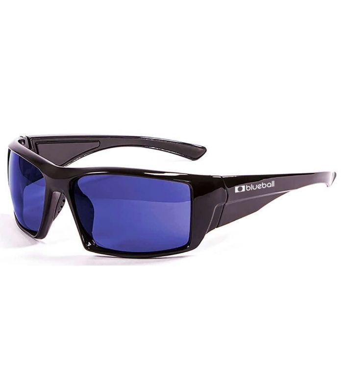 Blueball Monaco Shiny Black / Revo Blue Gafas de Sol Sport Gafas Sol Color: negro