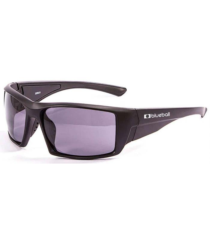 Blueball Monaco Matte Black / Smoke Blueball Gafas de Sol Sport Gafas Sol Color: negro