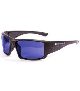 Blueball Monaco Matte Black / Blue Revo